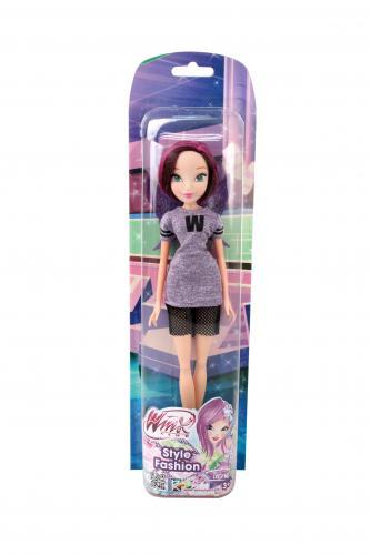 Winx Zane Style Fashion - Tecna - Papusi ieftine -