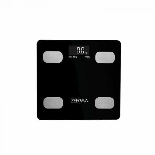 Zeegma - Cantar inteligent cu Bluetooth - Gewit - Negru - Articole pentru mamici -